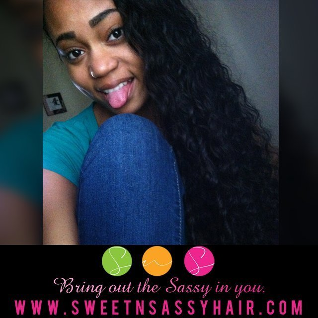 Brazilian Curly 26,26