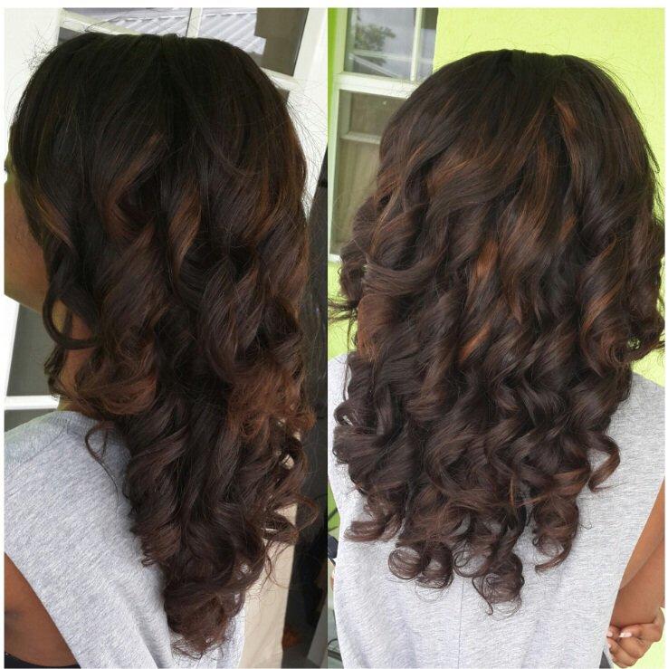 Mongolian-Spring Curl-Hair