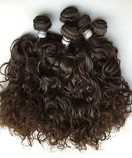 Bohemian Loose Deep wave hair