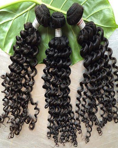 Burmese Deep Curly Hair