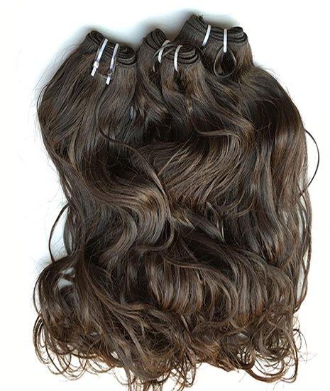 Burmese Natural Wave Hair Weave