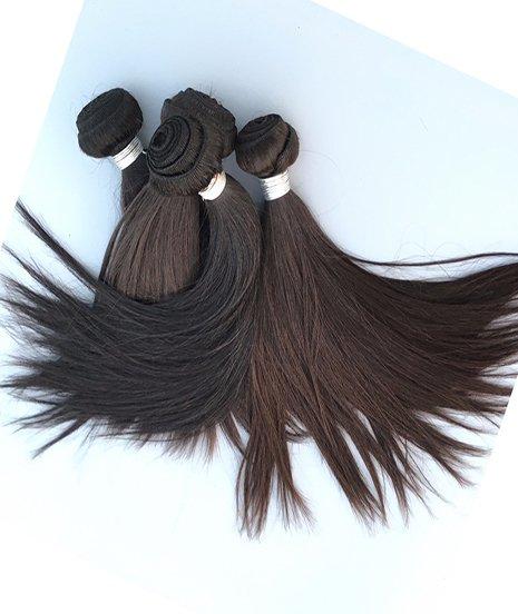 Eurasian Straight Hair Weave