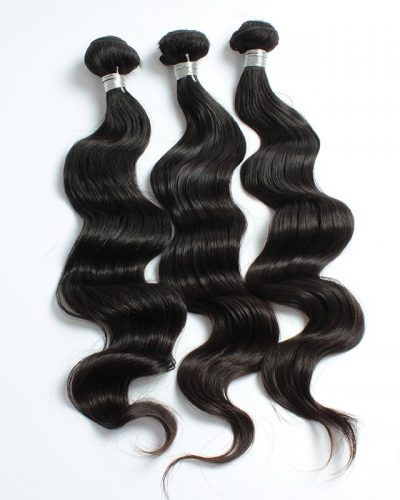 European loose body wave hair
