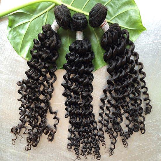 Malaysian Deep Curly Hair