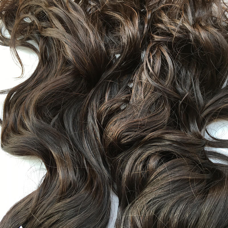 Natural Wave Hair Weave5